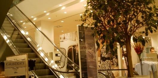 schody atrium